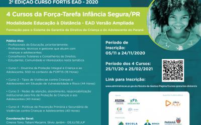 flyer cursofortis